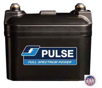Pulse P2 - Full Spectrum Power Lithium Motorcycle Battery (Discontinued)
