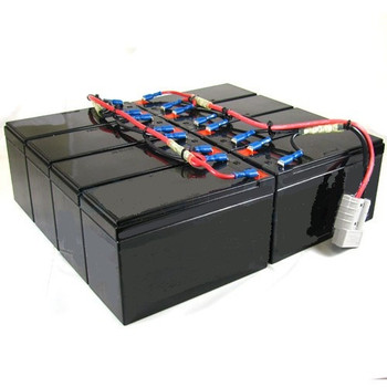 HIGH CAPACITY Replacement Battery Pack for APC RBC12 - RBC12HC