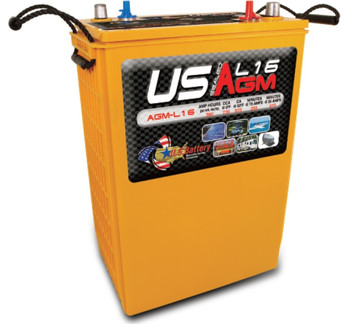 US AGM L16 Battery