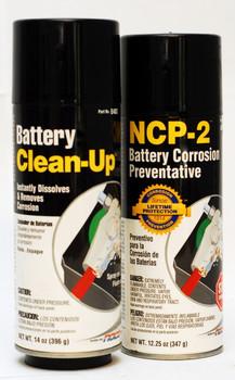 NOCO Battery Cleaner & Acid Preventative Bundle