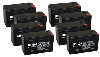 Replacement for APC RBC27 UPS Backup Battery