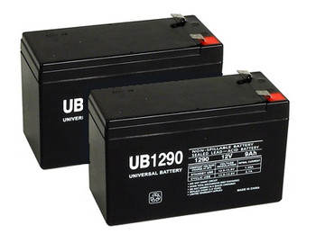 Replacement for APC RBC32 UPS Backup Battery