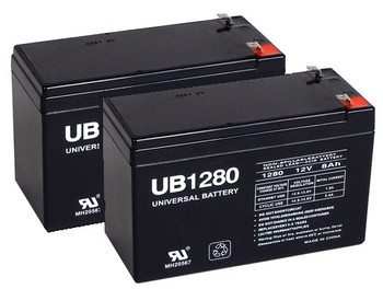 Replacement for APC RBC48 UPS Batteries