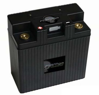 Phantom APP36A3-BS12 Lithium-Iron Phosphate (LiFePO4) Powersports Battery