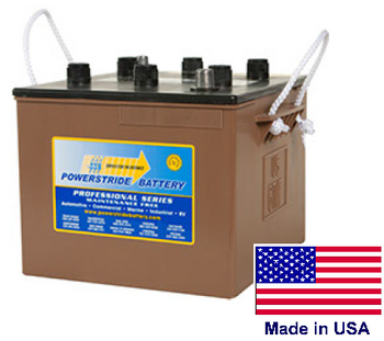 6TMF Military Ordinance Battery - Maintenance Free 6TL Battery