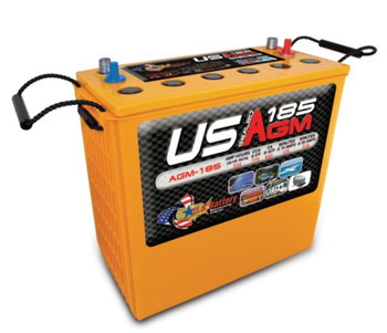 US AGM 185 - 12 Volt Industrial Battery
