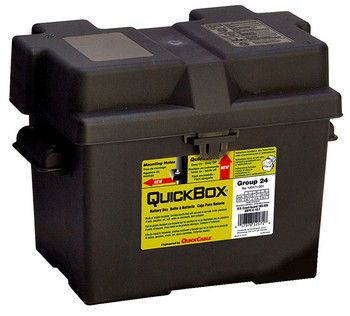 Quick Cable Group 24 Battery Box