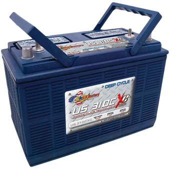 US Battery 31DCXC - 12 Volt 130Ah Deep Cycle Battery