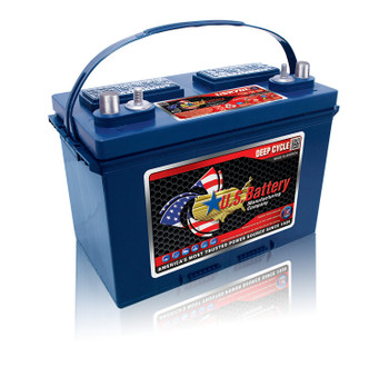 US Battery 27DCXC2 - 12 Volt 105Ah Deep Cycle Battery