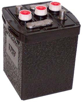 17HF Battery - Antique Automotive Battery (Discontinued)