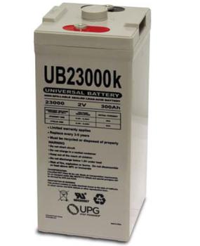 2 Volt 300Ah AGM Battery - UB23000