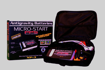 MICRO-START XP-3 Lithium Power Supply and Jump Starter Pack