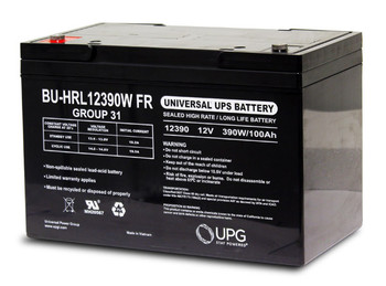 BU-HRL12390W FR - Group 31 UPS Battery
