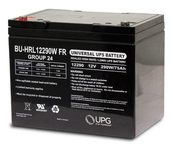 BU-HRL12290W FR - Group 24 UPS Battery