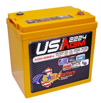 US AGM2224 6 Volt Deep Cycle Battery