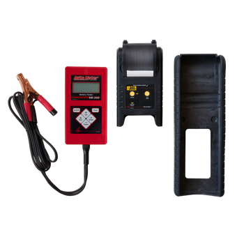 Auto Meter SB-300PR Handheld Battery Tester with Printer