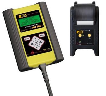 AutoMeter RC-300PR SLA Battery Tester w/ Printer