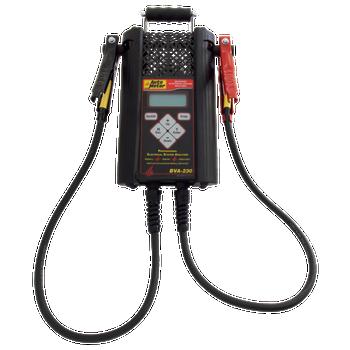 Auto Meter BVA-230 Handheld Electrical System Analyzer w/ 120 Amp Load