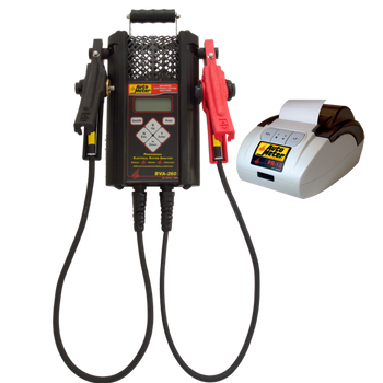 Auto Meter BVA-260PR System Analyzer w/120 Amp Load AGM - Includes Printer