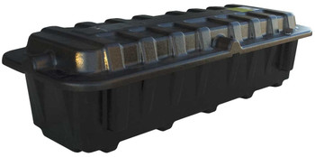 8D Dual Battery Box - End-to-End