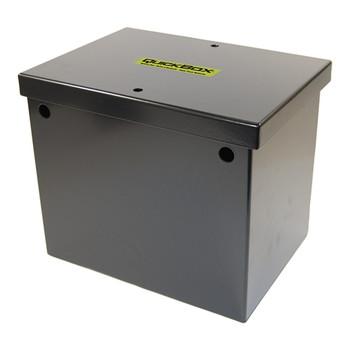 QuickCable Group 24 Aluminum Battery Box - Black