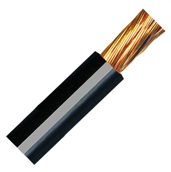 QuickCable 4GA Black Battery Cable (10 ft. Roll)