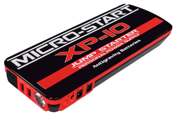 MICRO-START XP-10 Lithium Power Supply and Jump Starter Pack