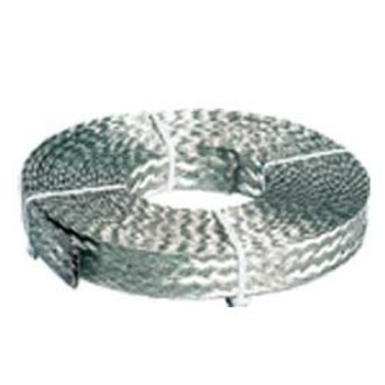 QuickCable 10 GA Braided Ground Strap - 100 ft roll