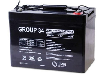 Group 34 AGM Battery