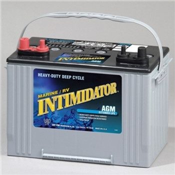 Deka 8A27DTM - 12 Volt Group 27 AGM Deep Cycle Battery