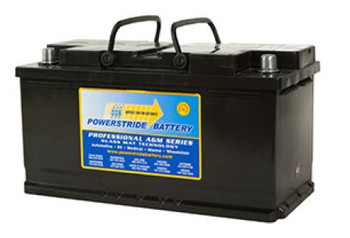 BCI Group 49 AGM Battery
