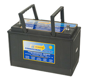 Heavy Duty Group 31 Battery - Auto Post Terminals