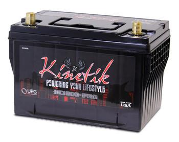 KINETIK BATTERY HC1800-PRO SLA AGM Car Audio Battery
