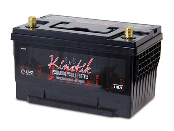 KINETIK BATTERY HC2000-PRO SLA AGM Car Audio Battery