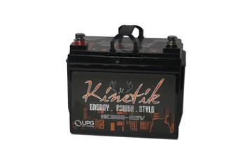 KINETIK BATTERY HC800-REV SLA AGM Car Audio Battery