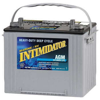 Deka 8A24 - 12 Volt Group 24 Deep Cycle Battery