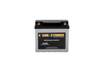 Sun Xtender PVX-340T 12 Volt Deep Cycle AGM Battery