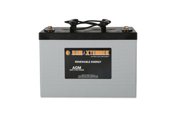 Sun Xtender PVX-1290T 12 Volt Deep Cycle AGM Battery (group 31)