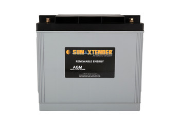 Sun Xtender PVX-1530T 12 Volt Deep Cycle AGM Battery (group 30H)