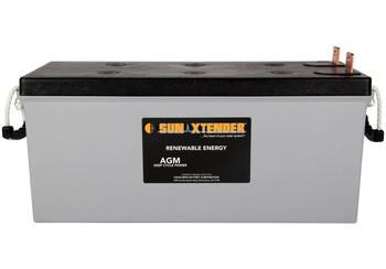 Sun Xtender PVX-2120L 12 Volt Deep Cycle AGM Battery (group 4D)