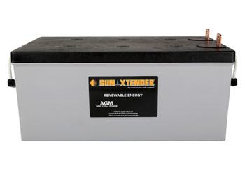 Sun Xtender PVX-2580L 12 Volt Deep Cycle AGM Battery (group 8D)