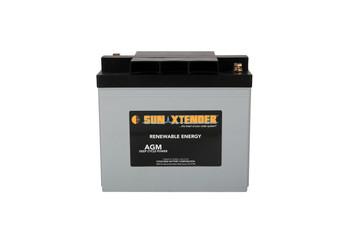 Sun Xtender PVX-1030T 6 Volt Deep Cycle AGM Battery (group 24)
