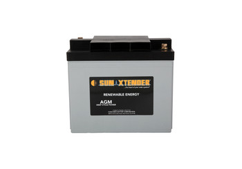 Sun Xtender PVX-1380T 6 Volt Deep Cycle AGM Battery (group 24)