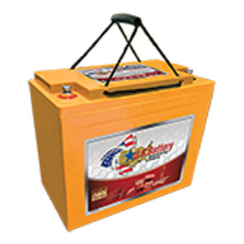 12V Group GC12 AGM Deep Cycle Battery - USAGM12V150