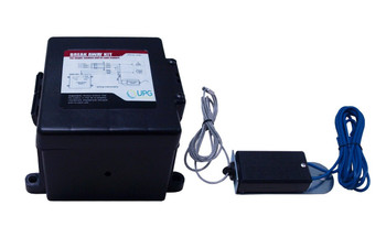 Trailer Breakaway Kit w/ Charger & Switch (SIDE LOADING - Includes Battery)