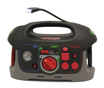 Adventure Power All-in-One Jump Starter