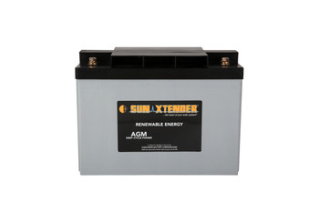 Sun Xtender PVX-1040T 12 Volt Deep Cycle AGM Battery (group 27)