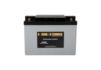 Sun Xtender PVX-1040T 12 Volt Deep Cycle AGM Battery (group 27)