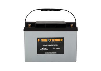Sun Xtender PVX-1040HT 12 Volt Deep Cycle AGM Battery (group 27)