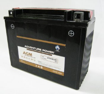 Yamaha XV920 Virago Motorcycle Battery (2822)